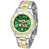 SunTime Wright State Raiders Competitor AnoChrome Two Tone Watch