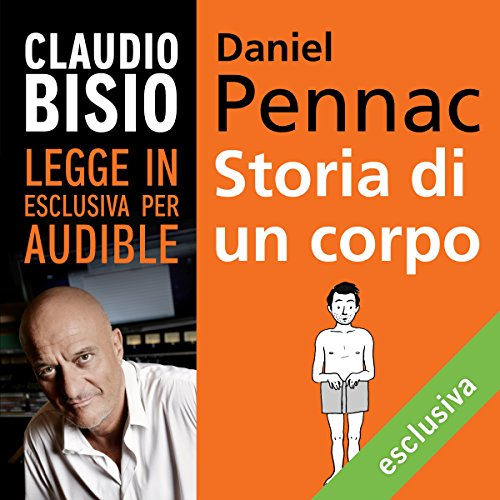 Storia di un corpo audiobook cover art