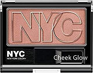 NYC Cheek Glow Powder Blush, Outside Café 654.28 oz