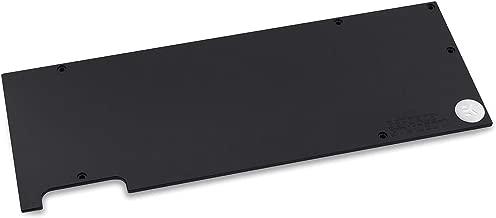 EKWB EK-FC1080 GTX Ti Backplate, Black