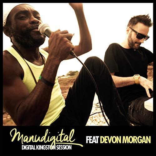 Manudigital feat. Devon Morgan