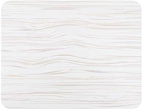 ecHome Diatomaceous Earth Bathroom Mat Water Absorbent Mat (White) DM4535W