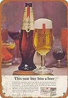Michelob Beer ティンサイン ポスター ン サイン プレート ブリキ看板 ホーム バーために