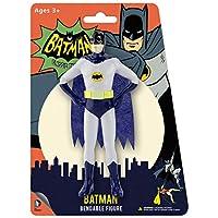 NJ Croce Batman Classic TV Series Batman Bendable Figure