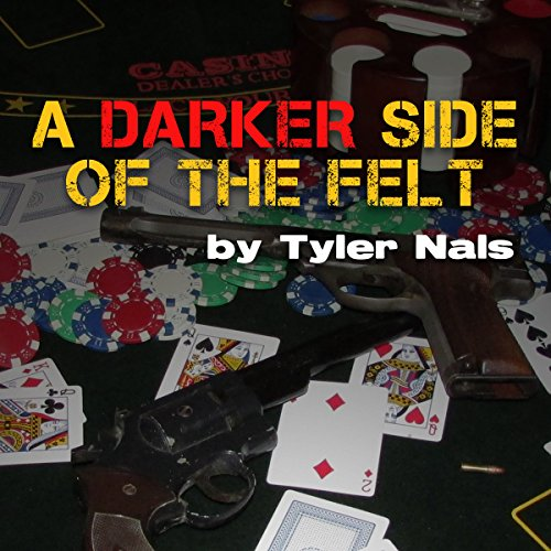 A Darker Side of the Felt audiobook cover art