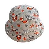 Happy Cherry Bebés Niños Niñas Sombrero de Sol Tipo...