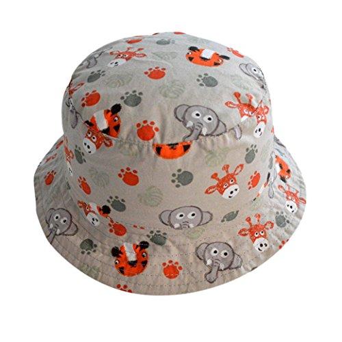 Happy Cherry Sombrero de Sol Tipo de Pescador