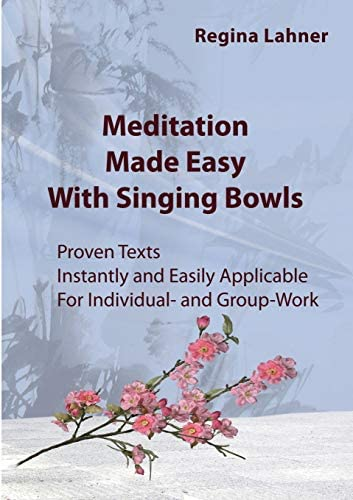 Meditation Made Easy With Singing Bowls product image