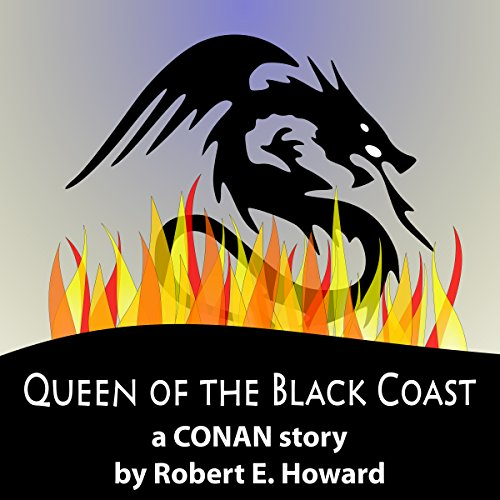 『Queen of the Black Coast』のカバーアート