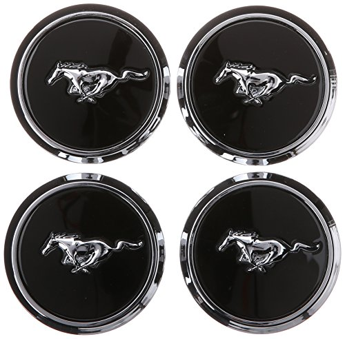 center caps for ford mustang - 7