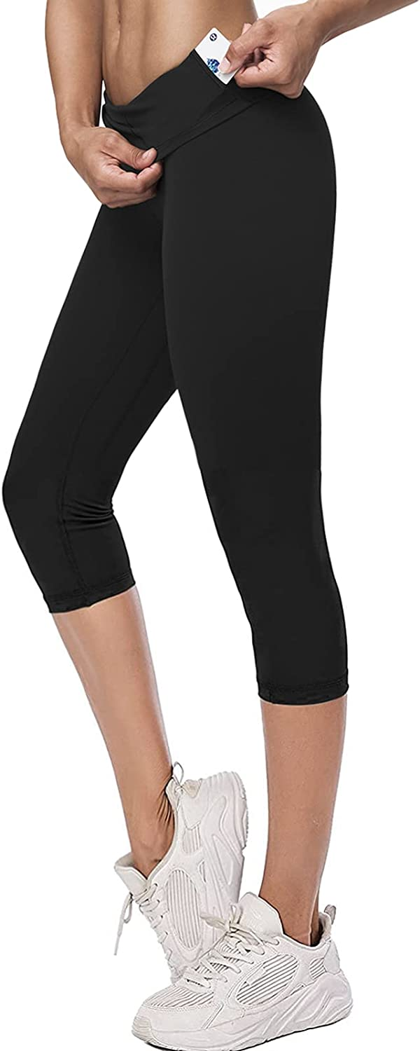 SIPYIKEL Womens Yoga We OFFer at cheap prices Pants with Inner Waist Power Max 66% OFF High Pockets S