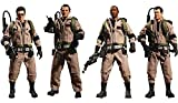 Mezco One: 12 Collective: Ghostbusters Deluxe Action Figure Box Set, Multicolor, One-Size (FEB188377)