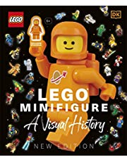 LEGO Minifigure: A Visual History (New Edition): With exclusive LEGO spaceman minifigure!
