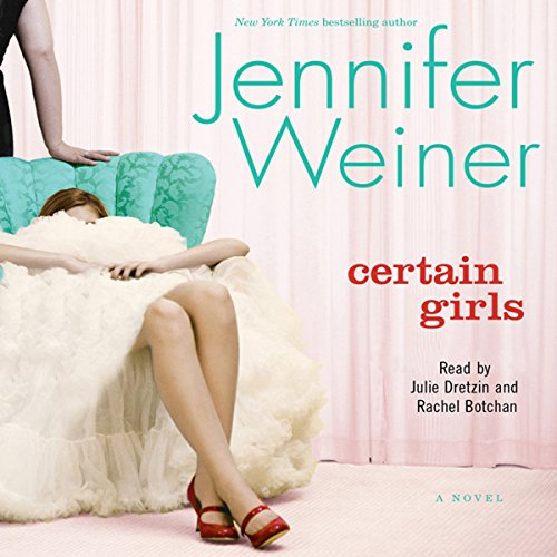 Certain Girls audiobook cover art