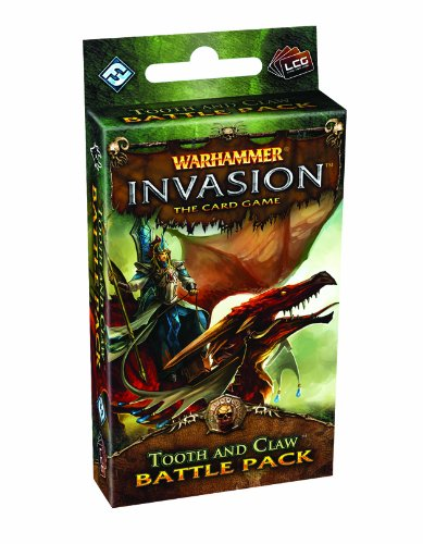 Tooth and Claw Battle Pack (Warhammer Invasion Metagame, The Corruption Cycle)
