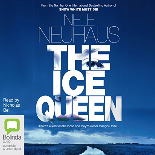 The Ice Queen cover art