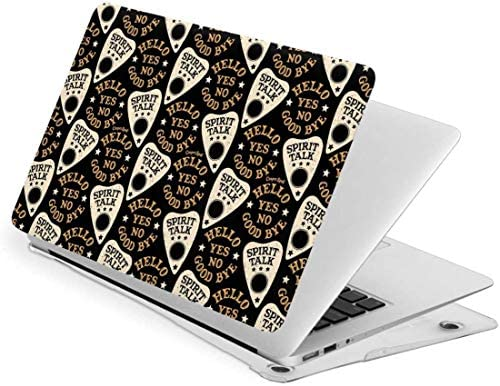 Laptop Case for MacBook Vintage Ouija Board Death with Sunflower Hair Laptop Computer Hard Shell product image