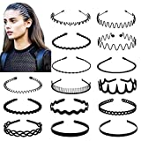 fani 15 Pcs Metal and
