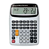 Calculated Industries 44080 Construction Master Pro-Desktop Advanced Construction Math Feet-Inch-Fraction Calculator with Trig Tool for Architects, Estimators, Contractors, Builders and Remodelers