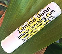 professional Urban Relief Lemon Balm Blister Soothing Care Stick! Quickly soothe herpes, shingles, chicken …