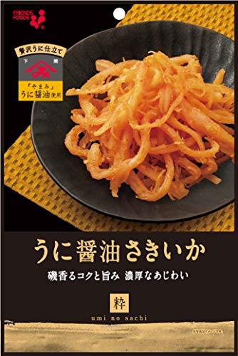 井上食品 umi no sachi 粋『うに醤油さきいか』