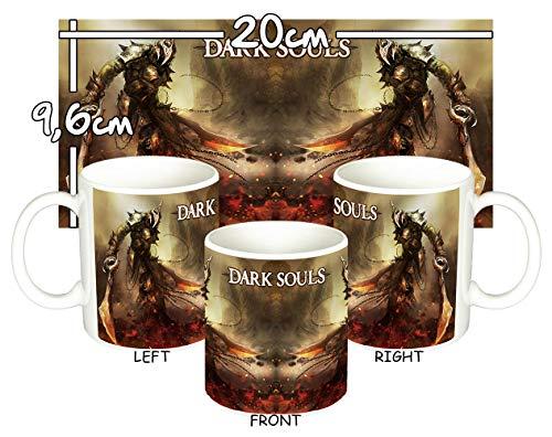 MasTazas Dark Souls Tasse Mug