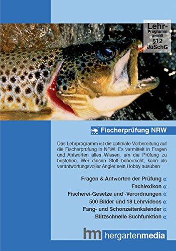 Preisvergleich Produktbild Fischerprüfung NRW 2015