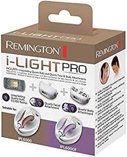 Remington SP-6000FQ - Accesorio IPL compatible con IPL6000 e IPL6000F