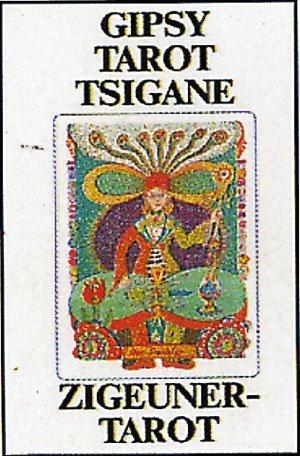 Gipsy Tarot Tsigane Zigeuner Tarot