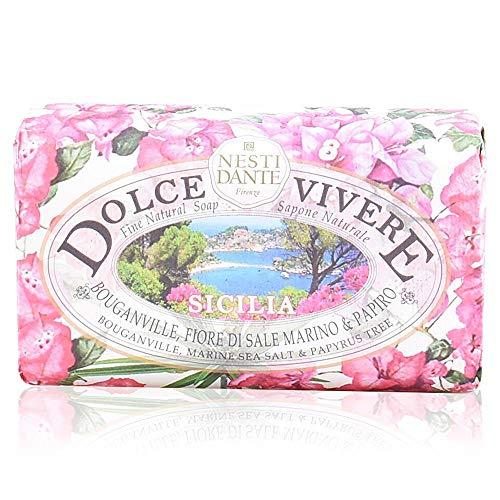 Nesti Dante Dolce Living Sizilien Seife 250g