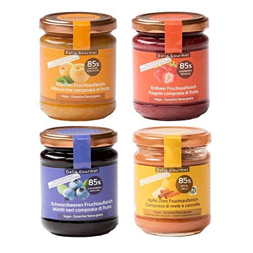 Zero Cal Stevia Dalia Gourmet - Composte di Frutta e Senza Aggiunta di Zuccheri...