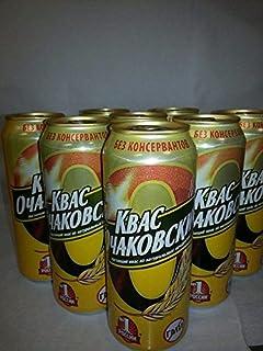 Kvass Ochakovskiy 0.5L (10 cans). Includes Our Exclusive HolanDeli Mints.