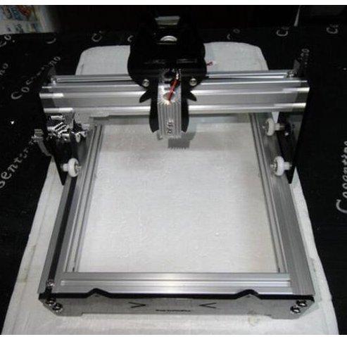 gr-tech Instrument® 500mW Grande Surface Gravure laser Mini DIY Graveur Imprimante marquage Machine