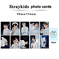 10ピース/セットkpop迷子写真カード新しいアルバムHD良質迷子写真カードkpopファンコレクションD