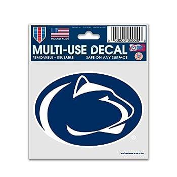WinCraft NCAA Penn State University 91296010 Multi-Use Decal 3  x 4
