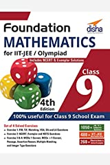 Foundation Mathematics for IIT-JEE/ Olympiad Class 9 - 4th Edition Kindle Edition