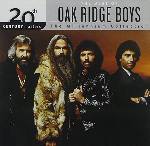 Price comparison product image The Best of the Oak Ridge Boys - 20th Century Masters
