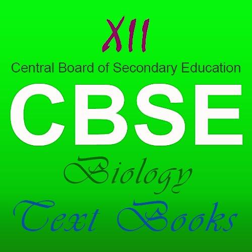 12th CBSE Biology Text Books