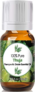 Thuja Essential Oil for Diffuser & Reed Diffusers (100% Pure Essential Oil) 10ml