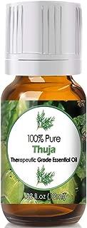 cedar leaf thuja occidentalis essential oil