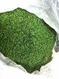 Ulva lactuca,lechuga de mar,sea lettuce,aonori aosa seaweed 80g (1bag)