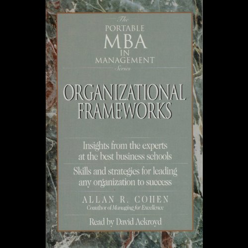 Portable MBA in Management audiobook cover art