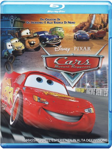 Cars - Motori ruggenti [Blu-ray] [IT Import]