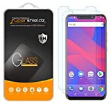 (2 Pack) Supershieldz for BLU Vivo XL4 Tempered Glass Screen Protector, Anti Scratch, Bubble Free