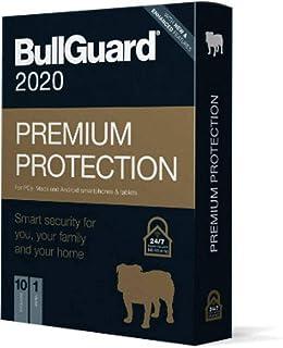 BullGuard Premium Protection 2020 - PKC - 10 Geräte - 1 Jahr - Multilingual