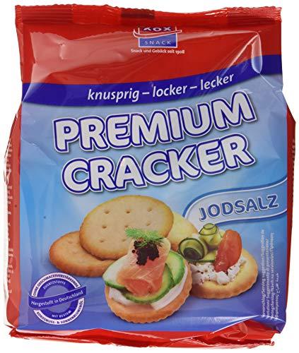 XOX Gebäck Cracker Salz, 7er Pack (7 x 200 g )