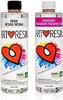 ArtResin - Epoxy Resin - Clear - Non-Toxic - 32 oz (16 oz Resin + 16 oz Hardener) (946 ml)