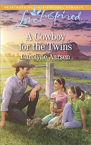 A Cowboy for the Twins: A Wholesome Western Romance (Cowboys of Cedar Ridge Book 4) (English Edition)