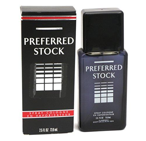 PREFERRED STOCK by Coty COLOGNE SPRAY 2.5 oz for Men