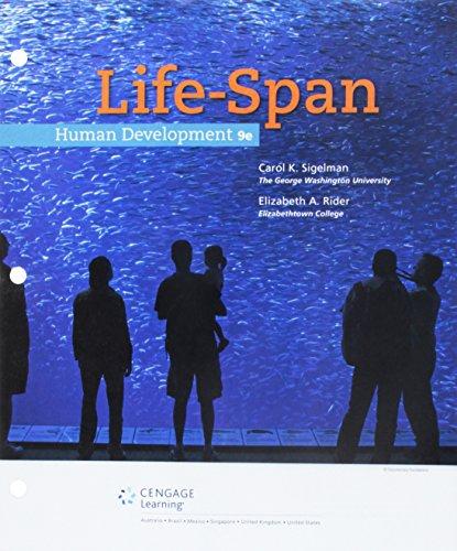 lifespan development 9th edition - 4